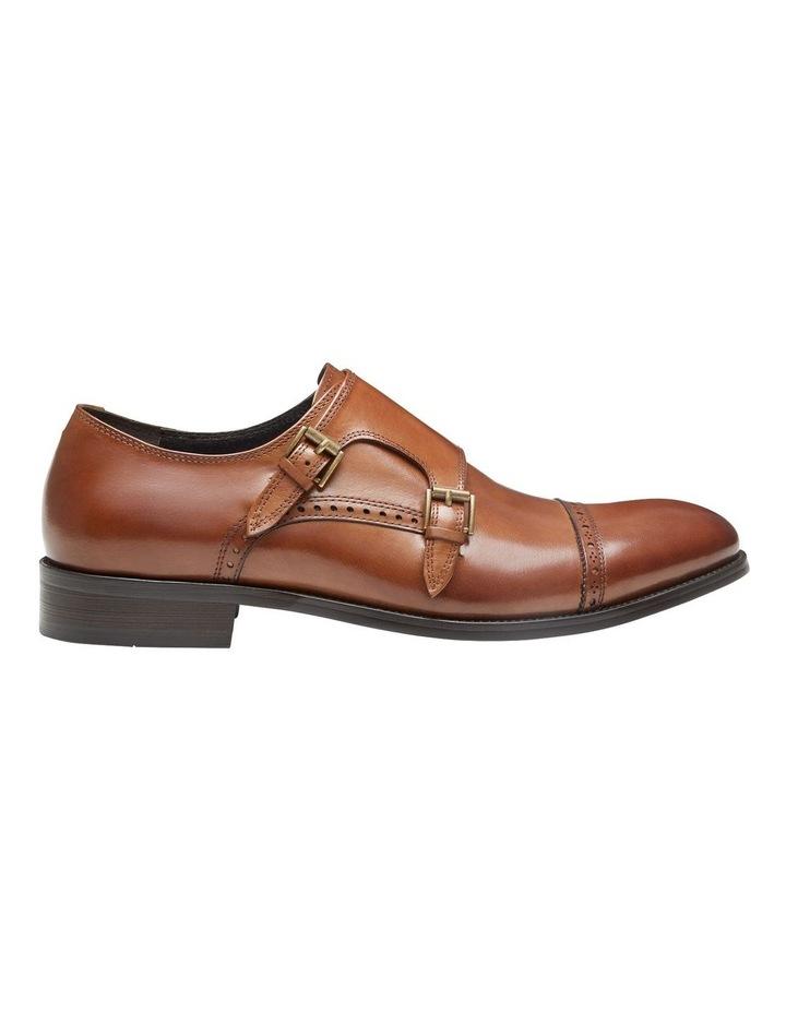 Dublin Leather Monk Strap Shoes image 1