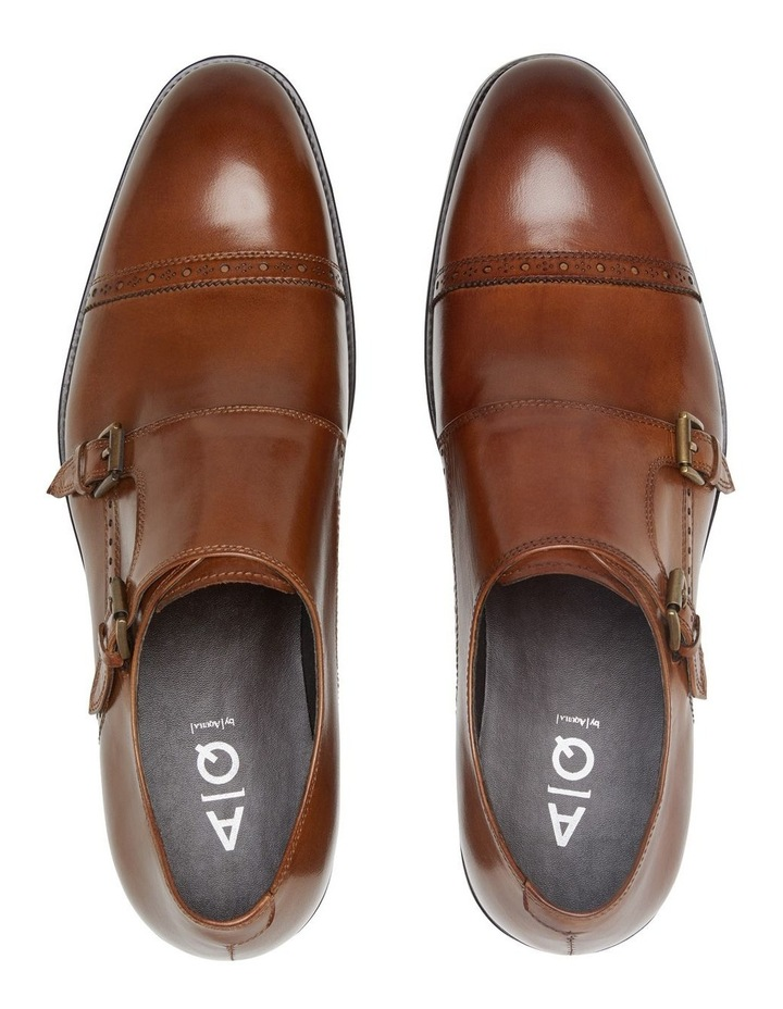 Dublin Leather Monk Strap Shoes image 3