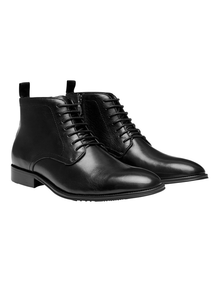 Utah Leather Ankle Boots image 2