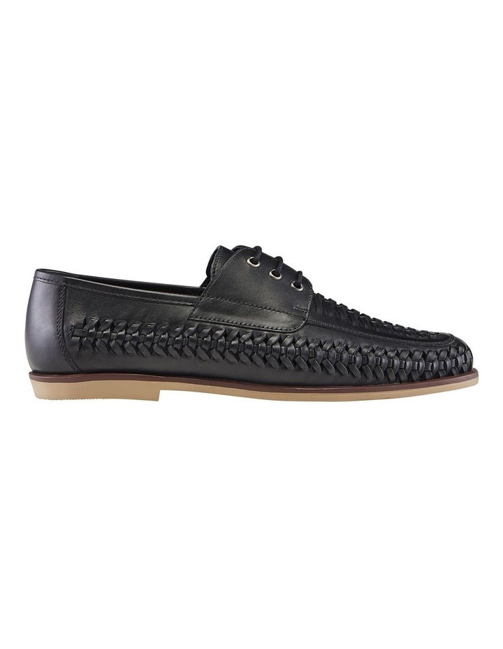 Reno Leather Woven Shoes image 1