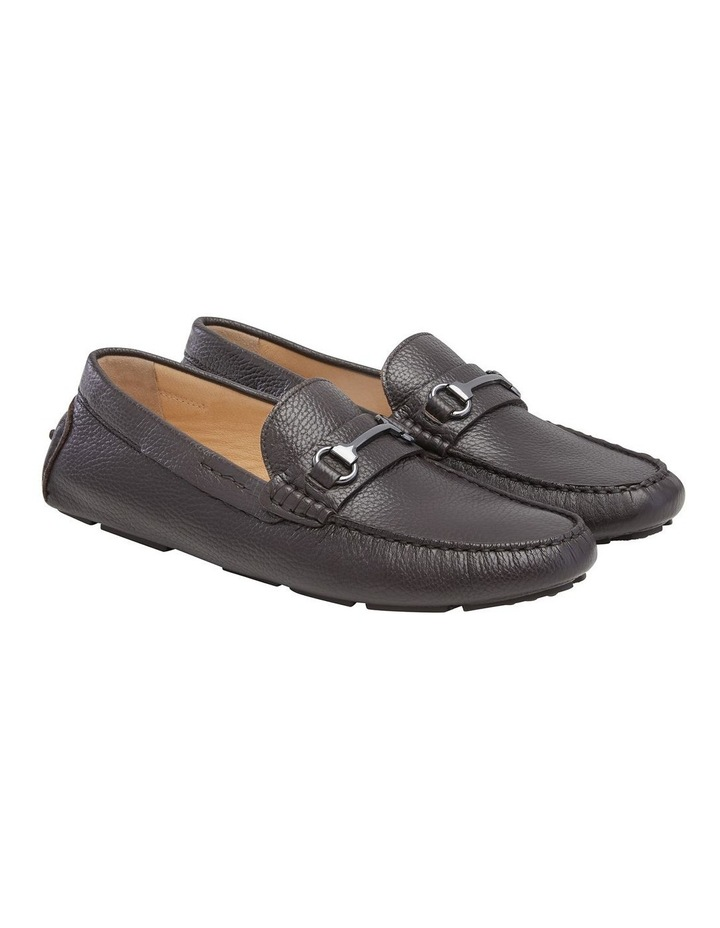 Bismarck Leather Driving Shoes image 1