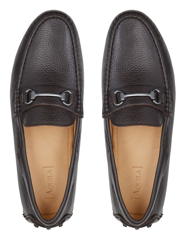 Bismarck Leather Driving Shoes image 4