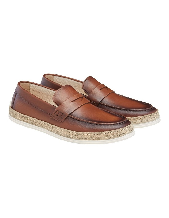 Briggs Leather Casual Loafers image 1