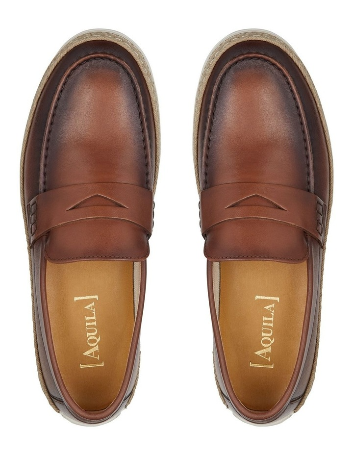 Briggs Leather Casual Loafers image 4
