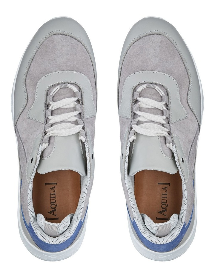 Brooklyn Suede Nylon Sneakers image 3