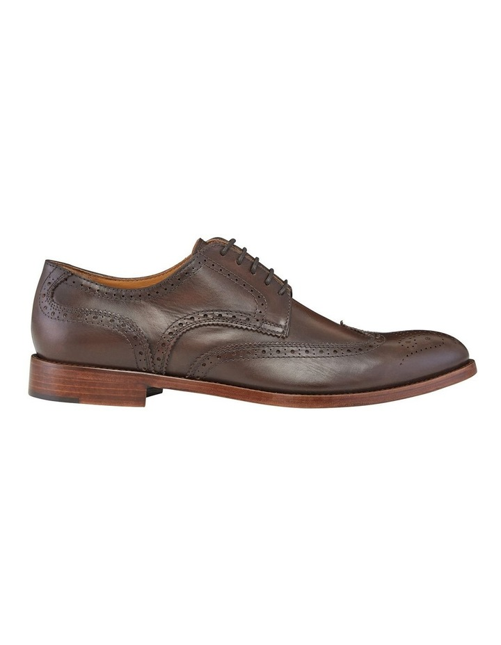 Daley Leather Brogue Shoes image 1