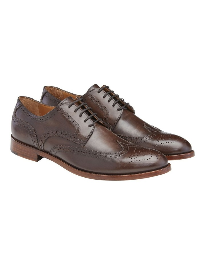 Daley Leather Brogue Shoes image 2