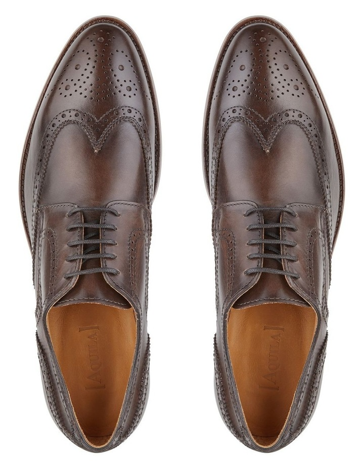 Daley Leather Brogue Shoes image 3