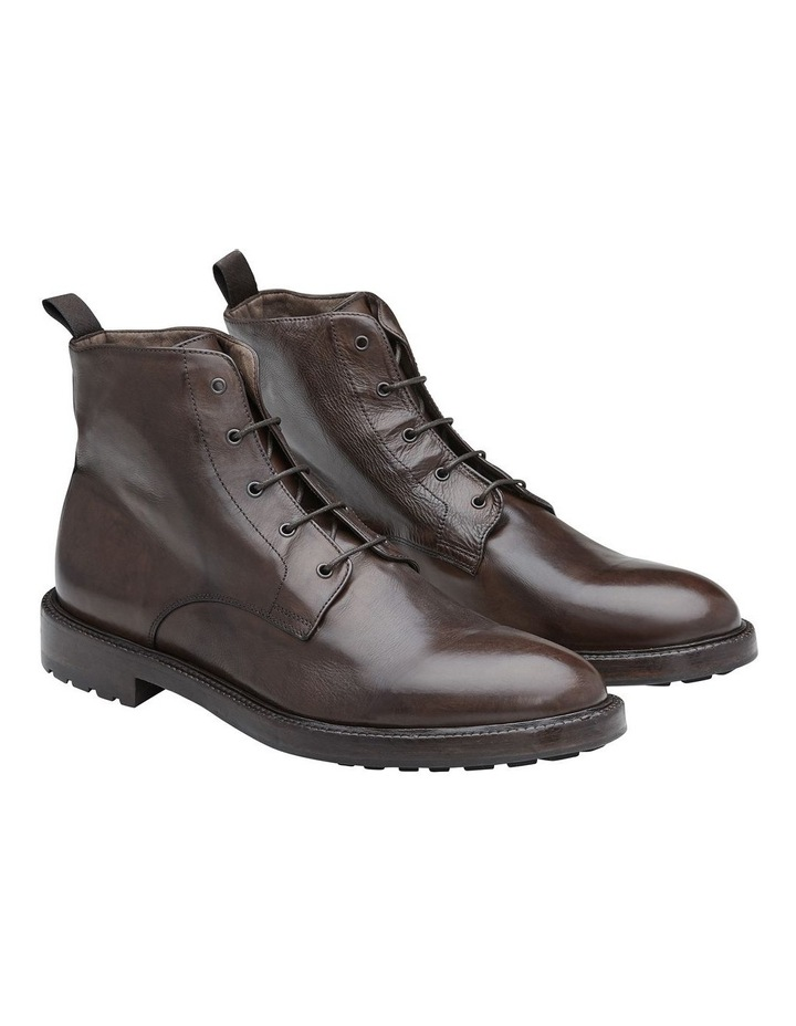 Ingram Calf Leather Military Boots image 3