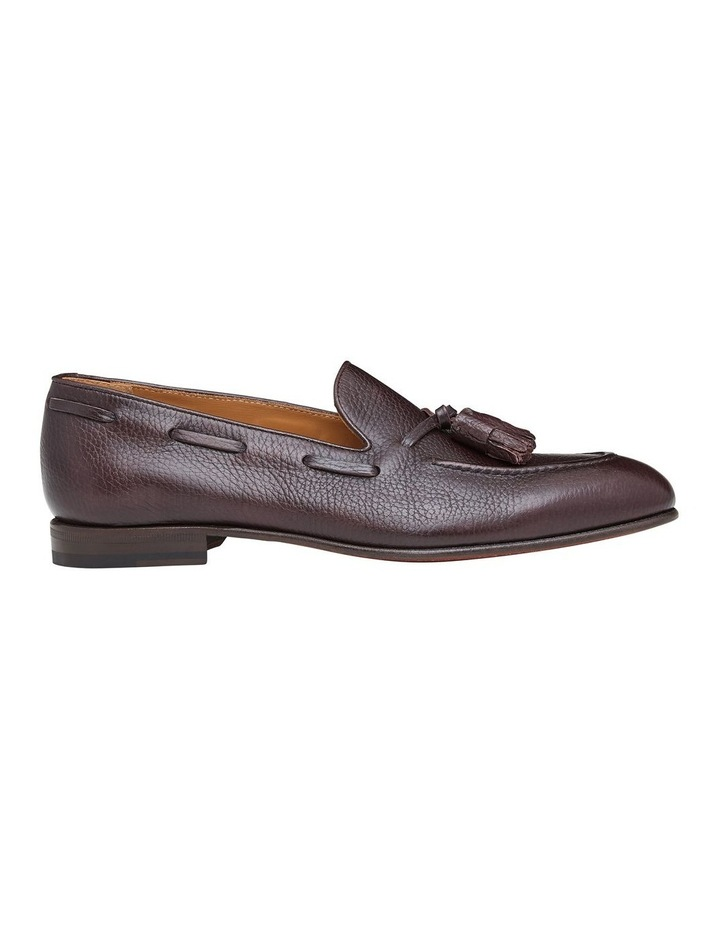 Lyons Embossed Leather Loafers image 1