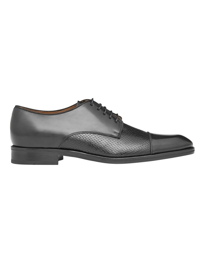 Redford Embossed Calfskin Derby Shoes image 1