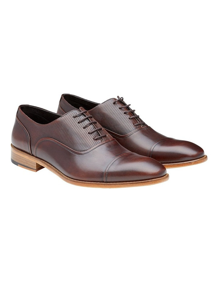 Woodley Calf Leather Oxford Shoes image 3