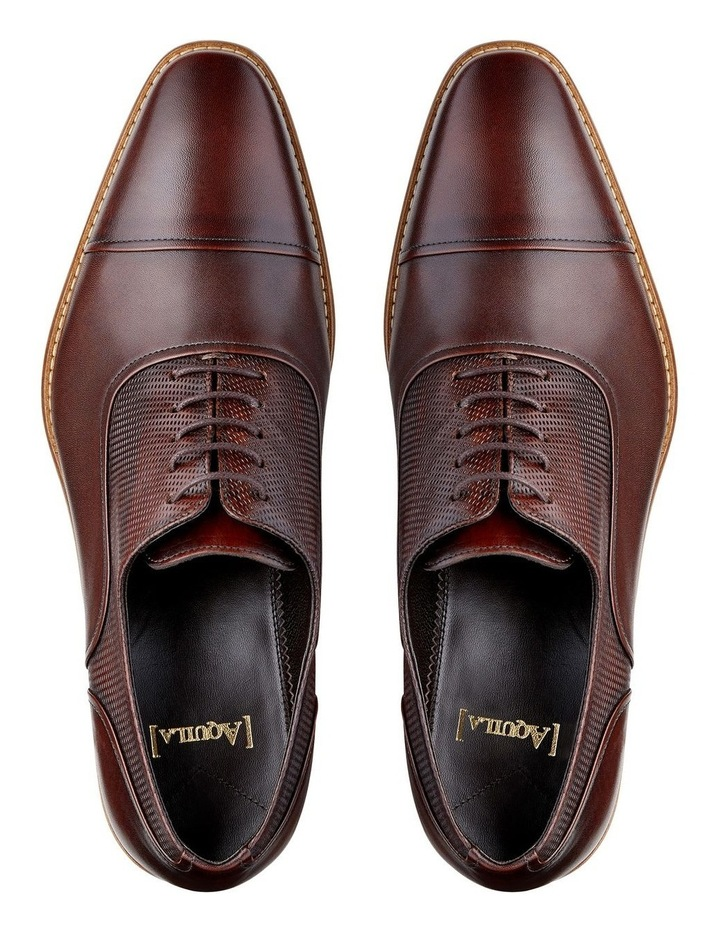 Woodley Calf Leather Oxford Shoes image 4