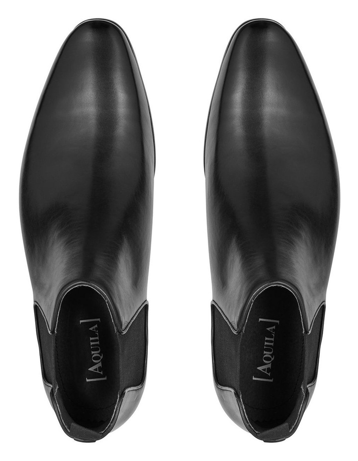 Brodrick Leather Chelsea Boots image 4