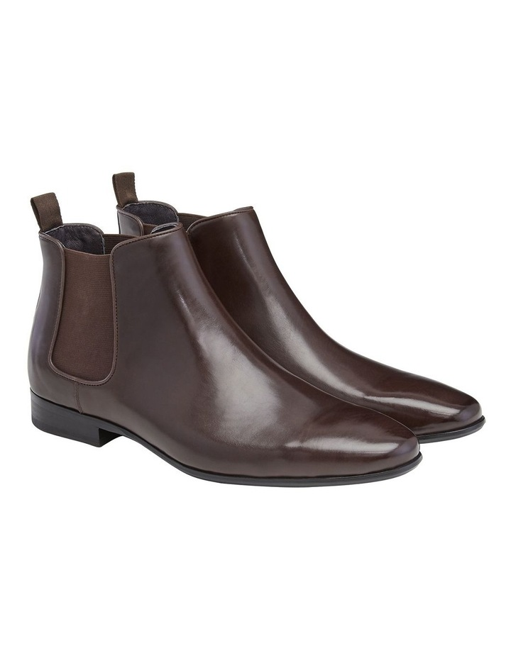 Brodrick Calf Leather Chelsea Boots image 3