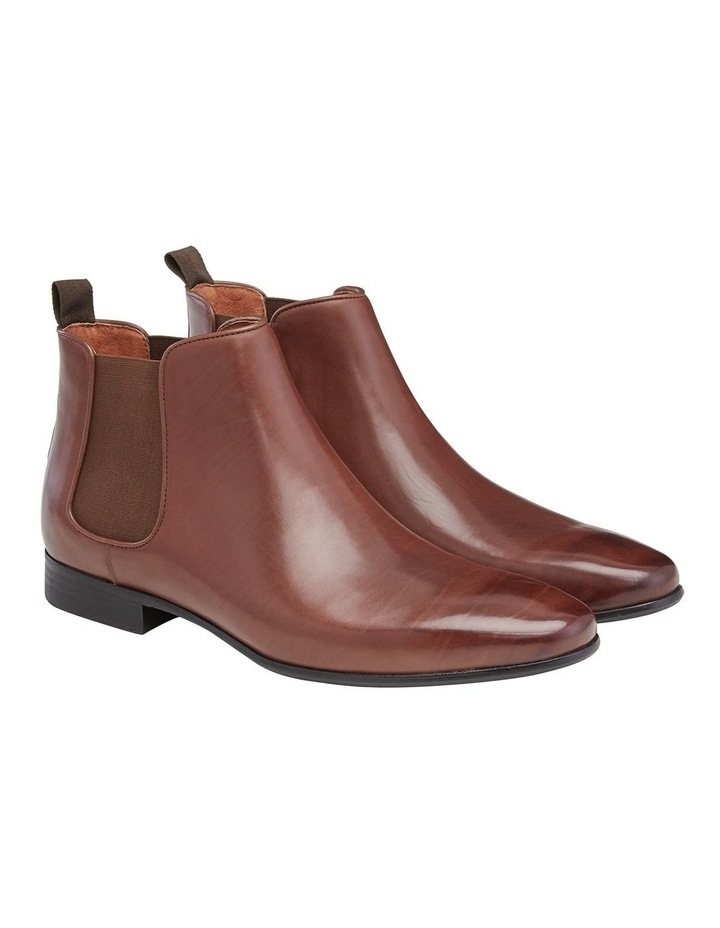 Brodrick Leather Chelsea Boots image 3