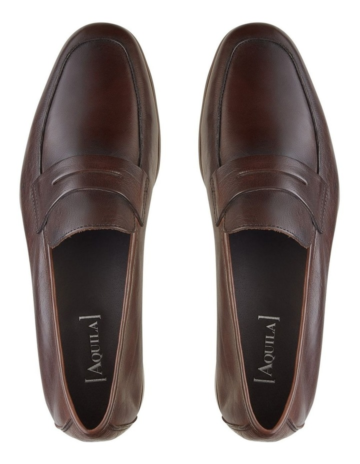 Eduardo Leather Penny Loafer image 3