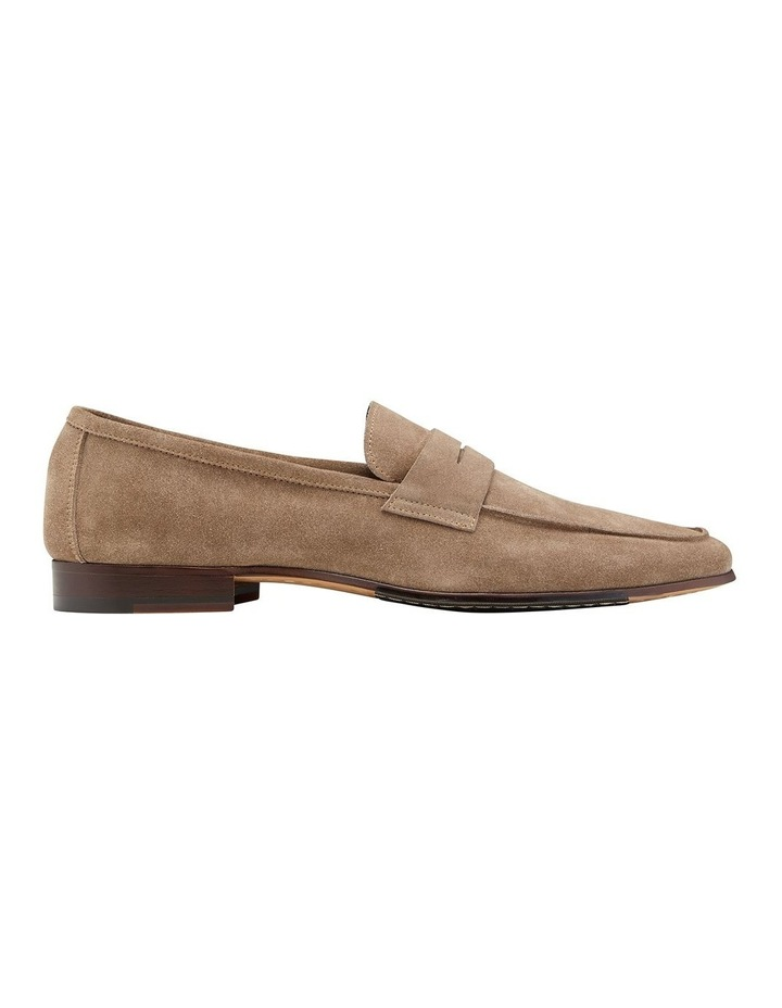 Miguel Suede Penny Loafers image 1