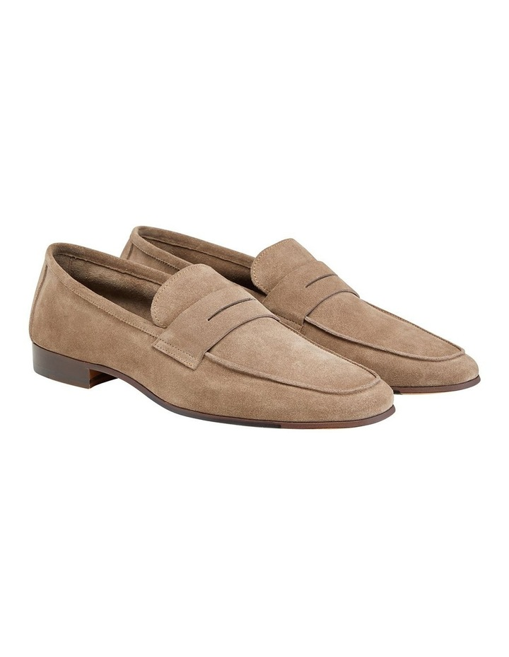 Miguel Suede Penny Loafers image 2