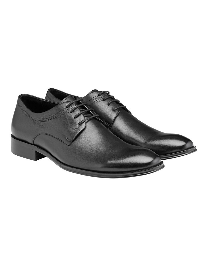 Watford Tumbled Calf Leather Derby Shoes image 2