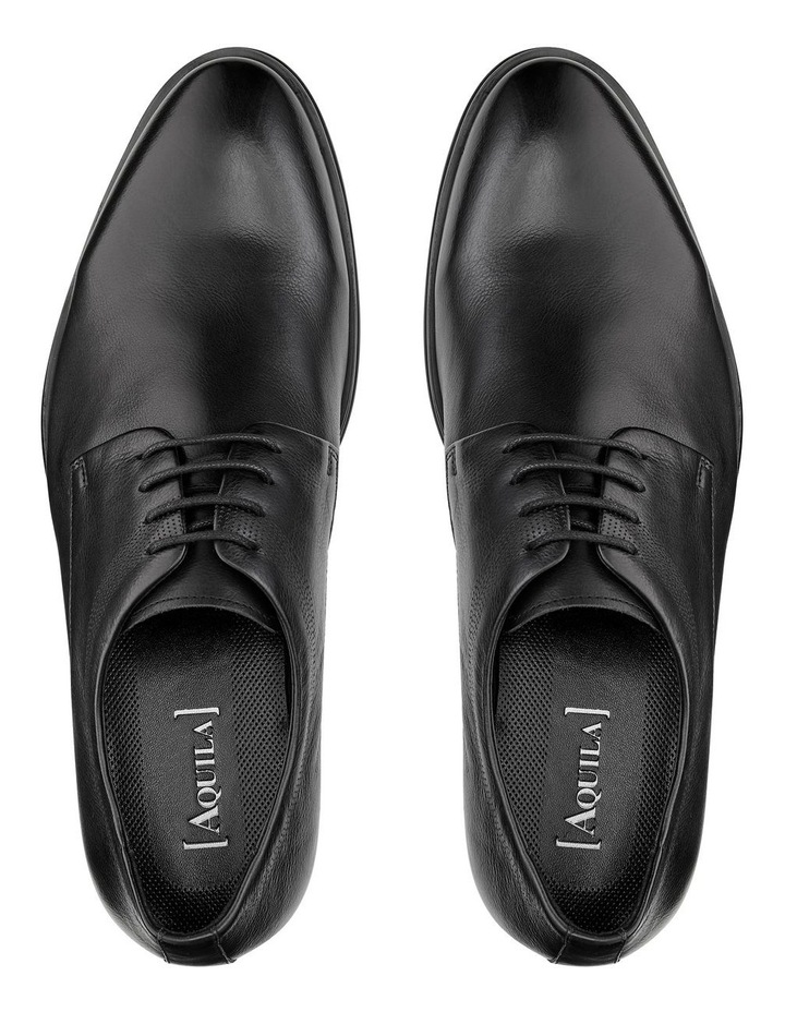 Watford Tumbled Calf Leather Derby Shoes image 4