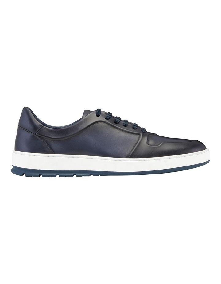 Zaniolo Leather Sneakers image 1