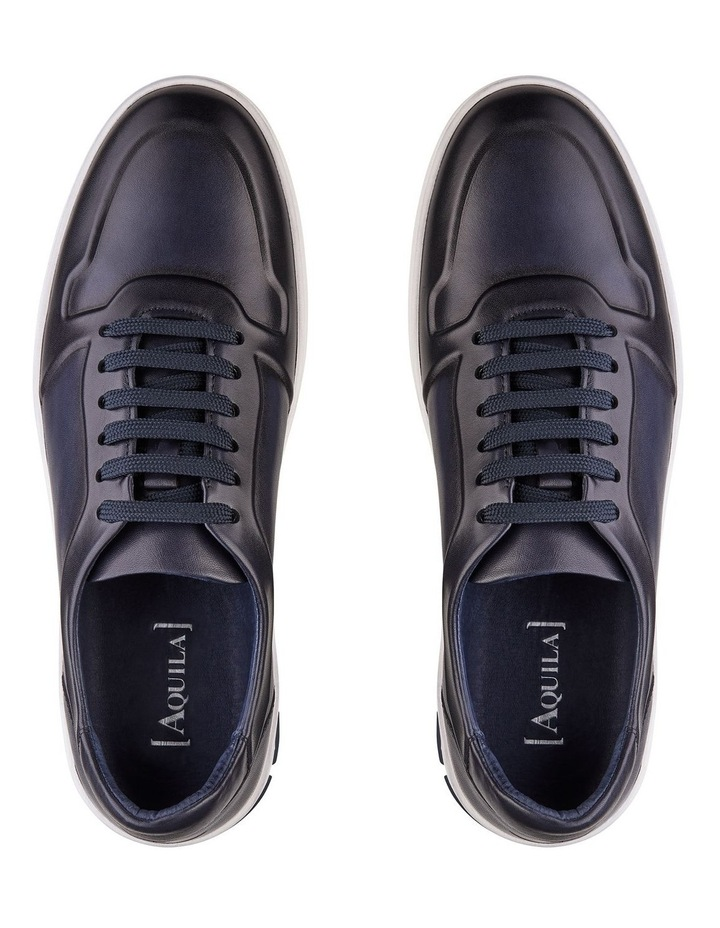 Zaniolo Leather Sneakers image 3