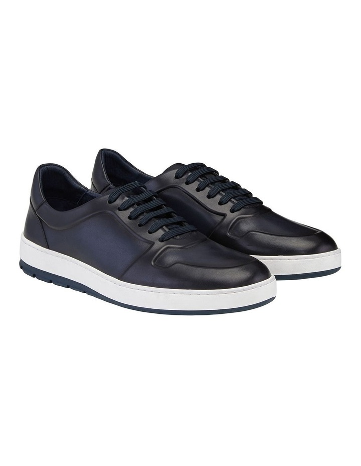 Zaniolo Leather Sneakers image 4