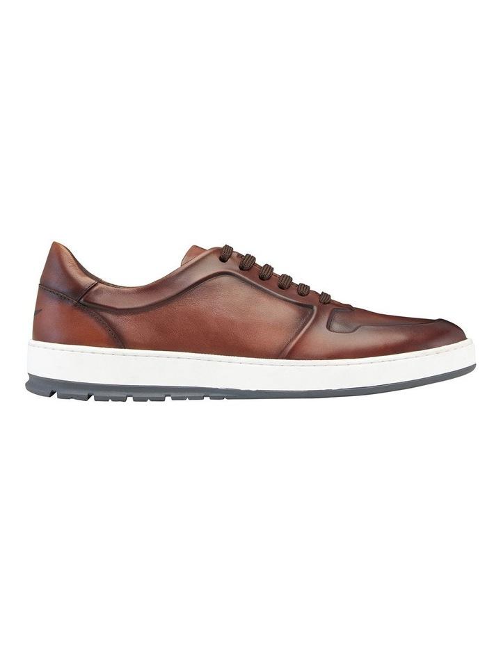Zaniolo Leather Sneakers image 1