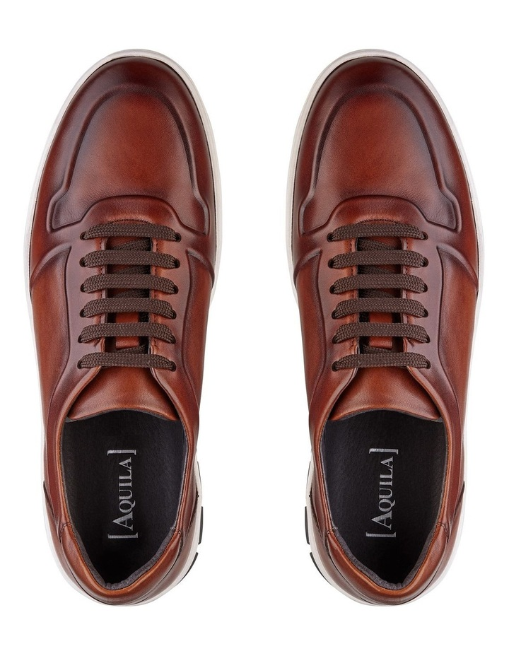 Zaniolo Leather Sneakers image 3