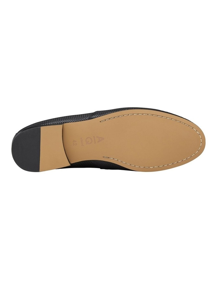 Cavarra Leather Penny Loafers image 4