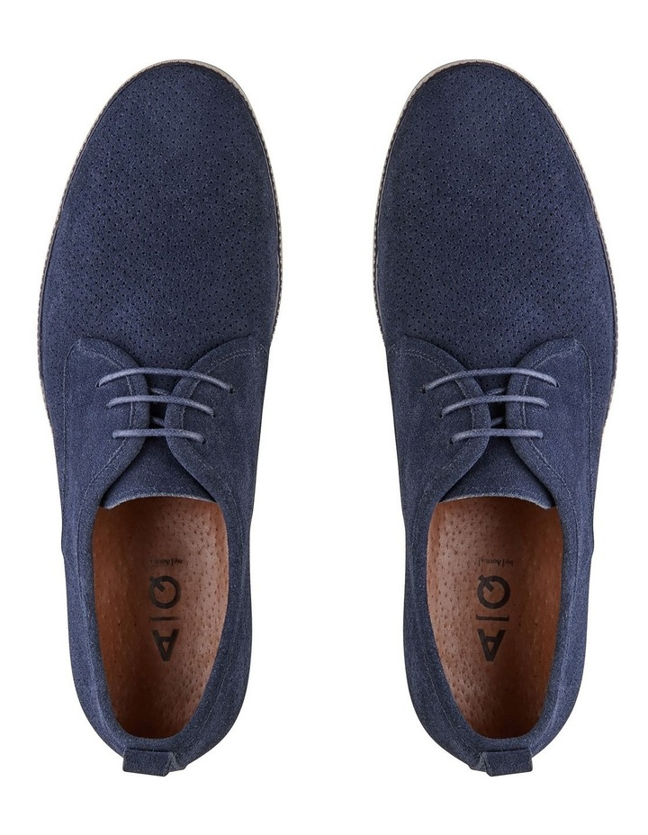 Chaz Suede Derby Shoes image 4