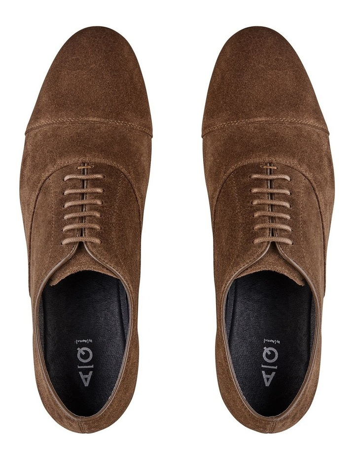 Huxley Suede Oxford Shoes image 3