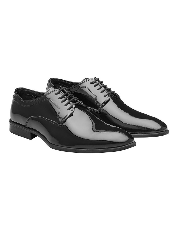 Linwood Patent Leather Derby Shoes image 3