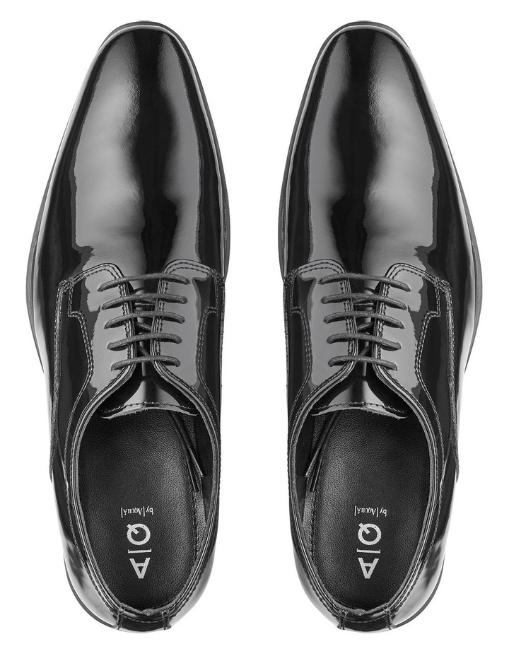 Linwood Patent Leather Derby Shoes image 4