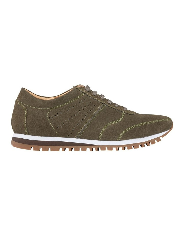 Sampson Suede Leather Sneakers image 1