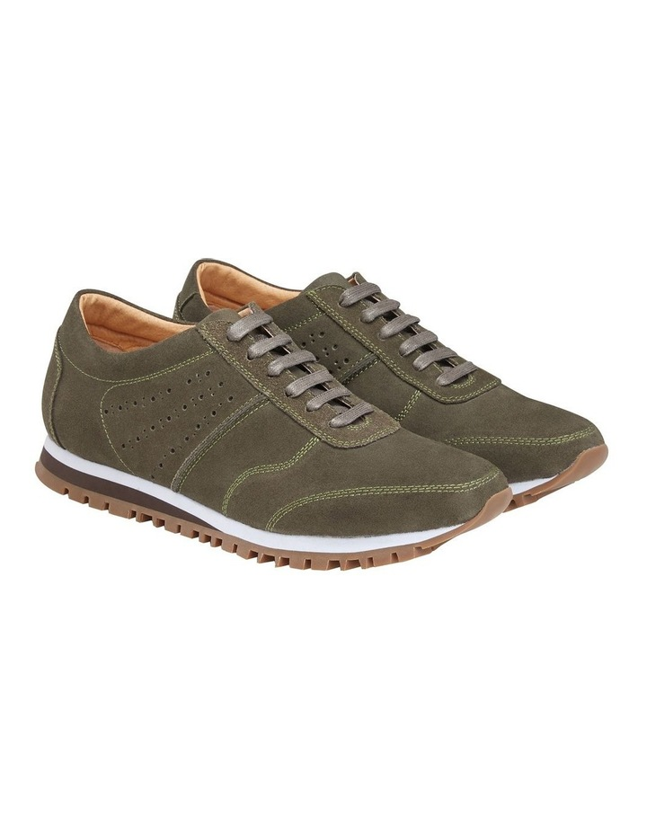 Sampson Suede Leather Sneakers image 2