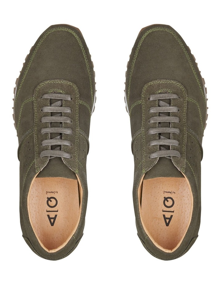 Sampson Suede Leather Sneakers image 4