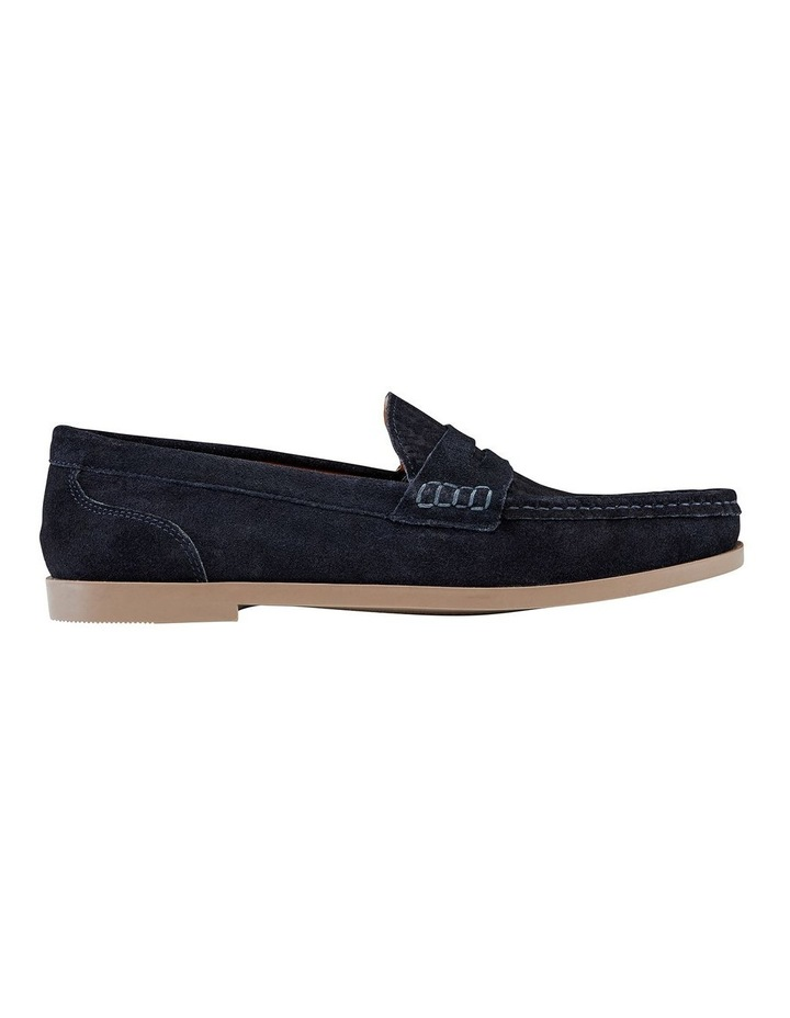 Teddy Suede Penny Loafers image 1