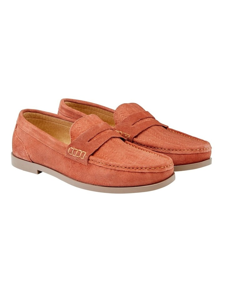 Teddy Suede Penny Loafers image 2