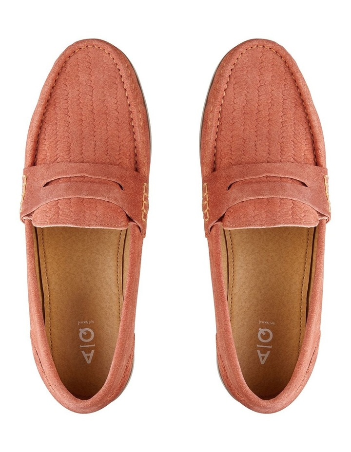 Teddy Suede Penny Loafers image 3