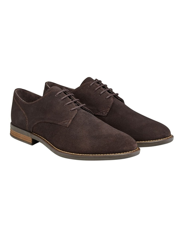 Warwick Suede Derby Shoes image 2
