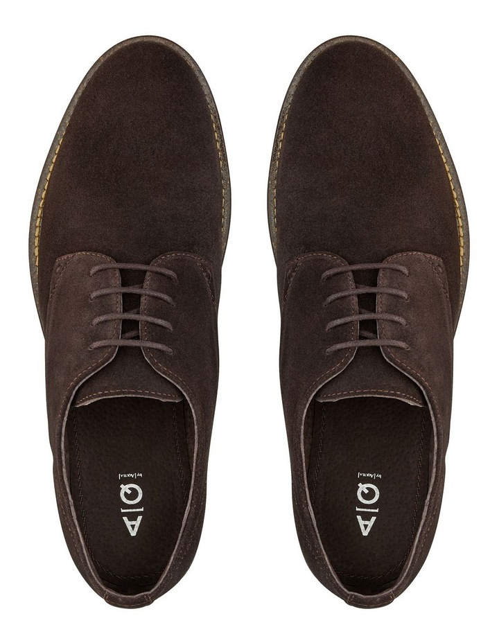 Warwick Suede Derby Shoes image 3