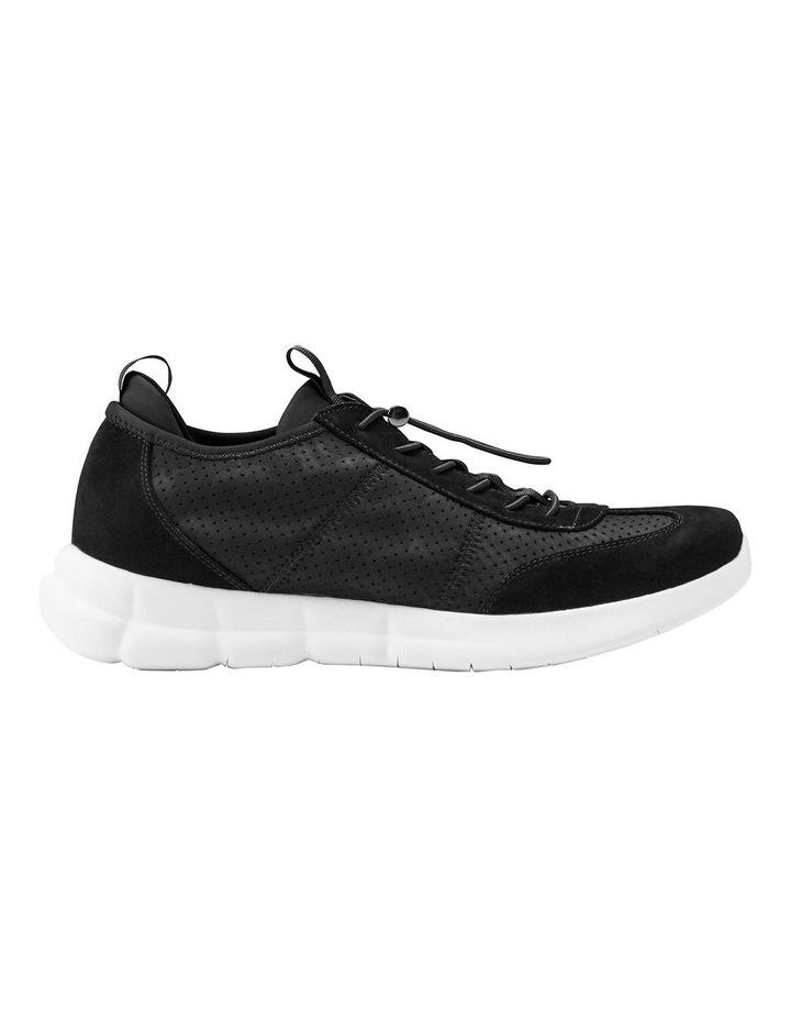 Zach Suede Nylon Sneakers image 1