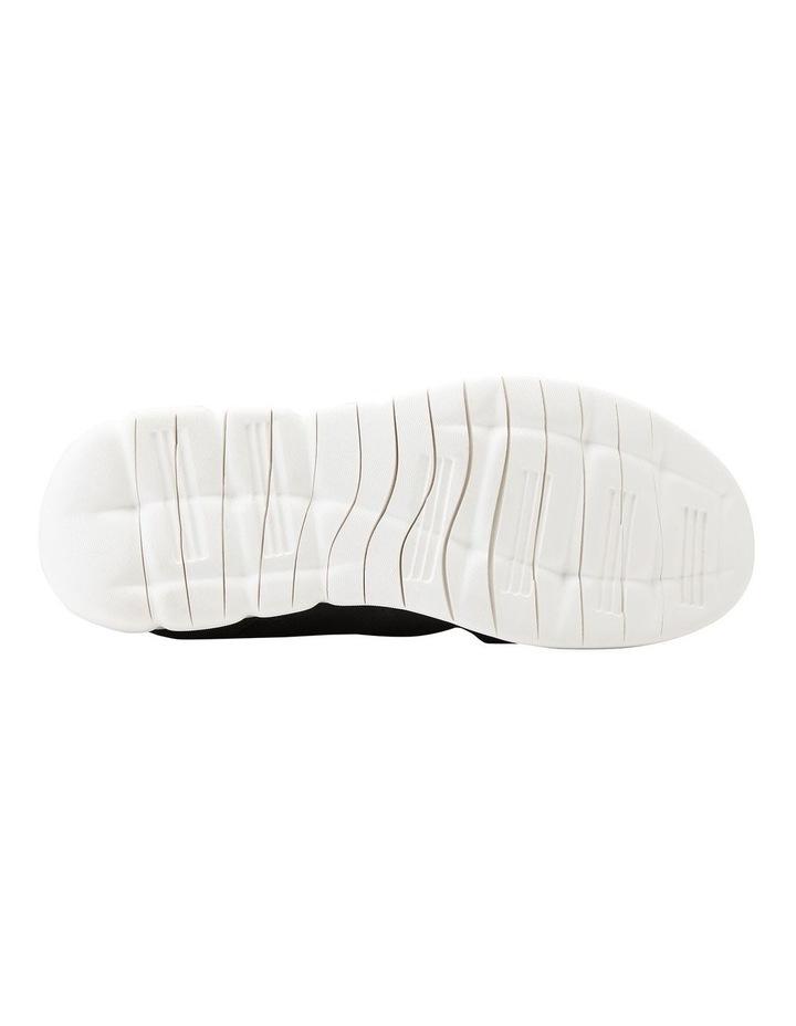 Zach Suede Nylon Sneakers image 4