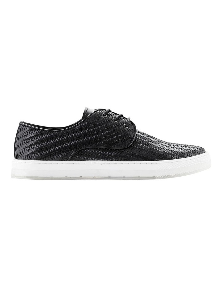 Spence Woven Leather Casual Shoes image 1