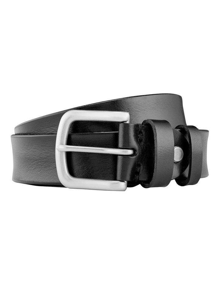 West Leather Belt image 1