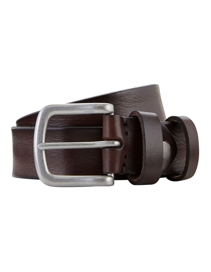 West Leather Belt image 1