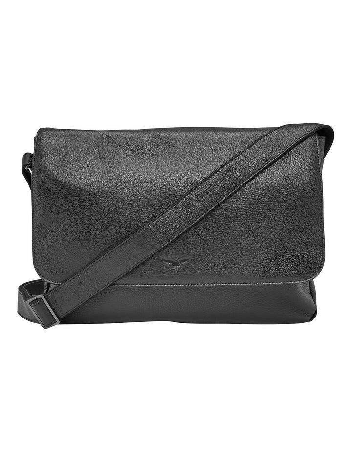 Montoro Leather Messenger Bag image 1
