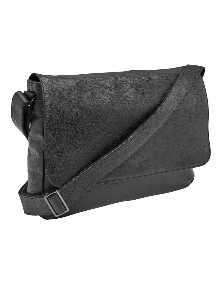 Montoro Leather Messenger Bag image 2